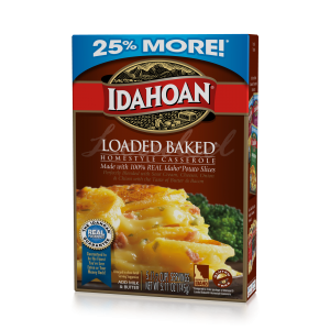 Idahoan Loaded Baked Potato Casserole