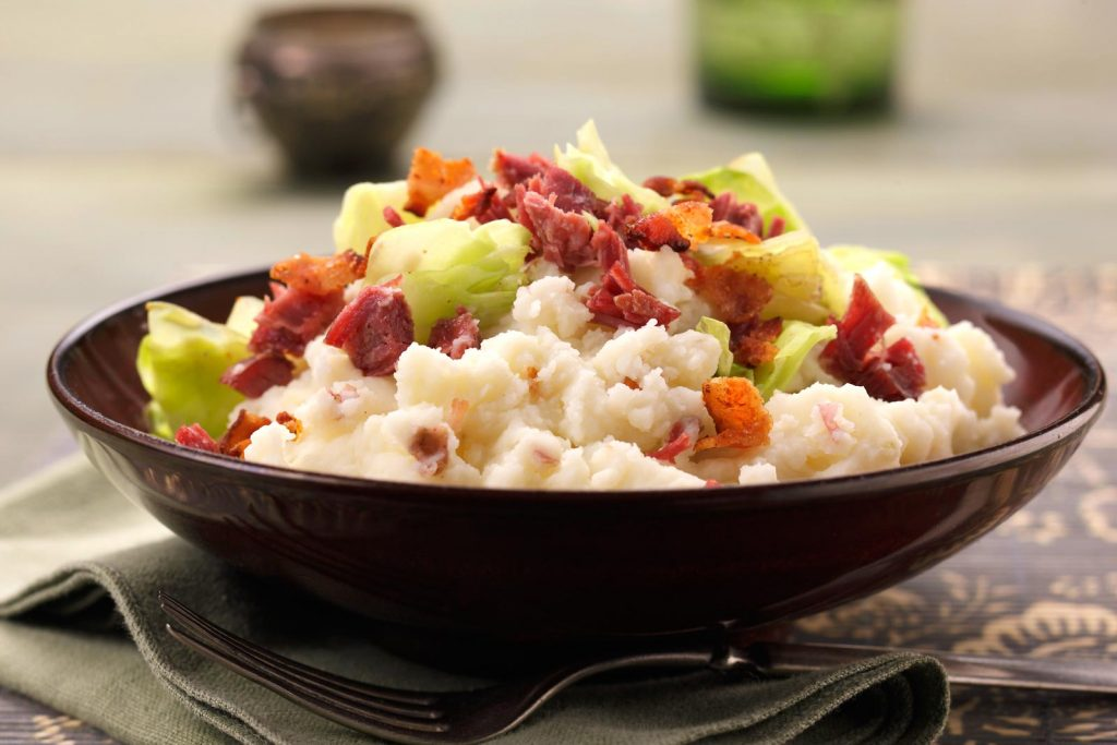Corned beef and cabbage is easily the dish most commonly associated with St. Patrick's Day.