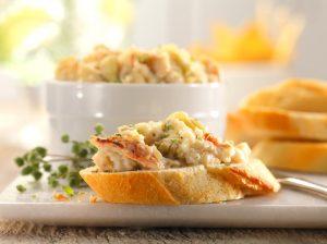Buttery Crab and Artichoke Dip Recipe