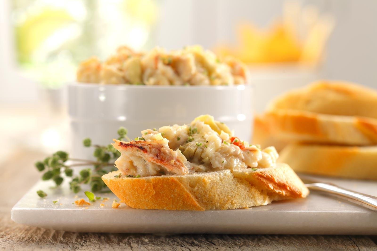 Crab-&-Artichoke-Dip-w-herbs