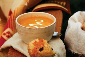 Jenna's-Harvest-Soup-by-pond