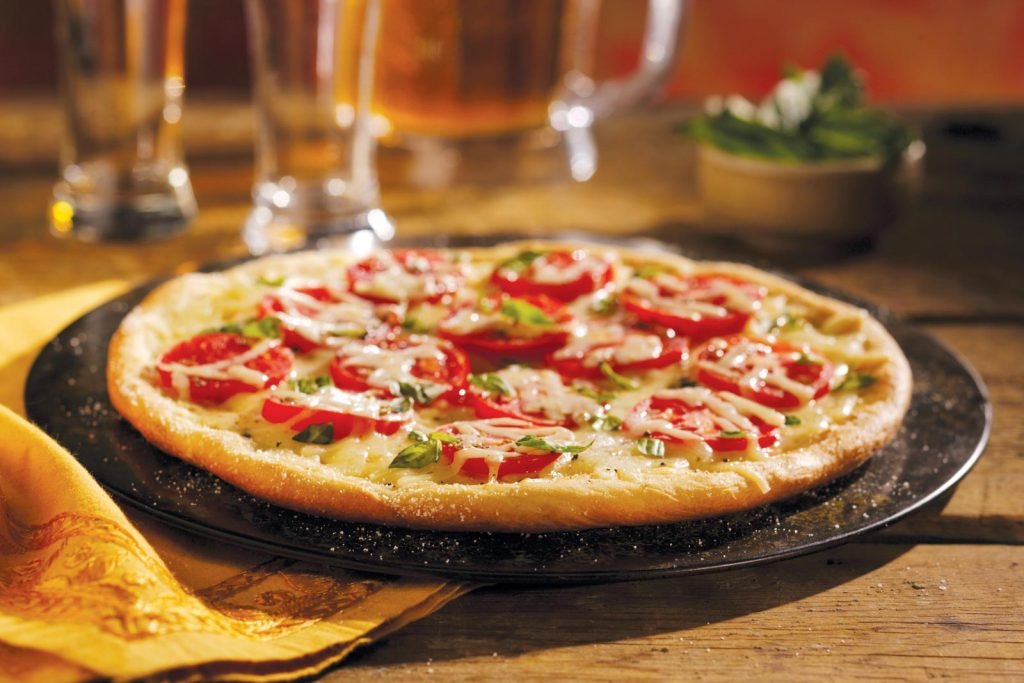 Idahoan Pizza Recipe