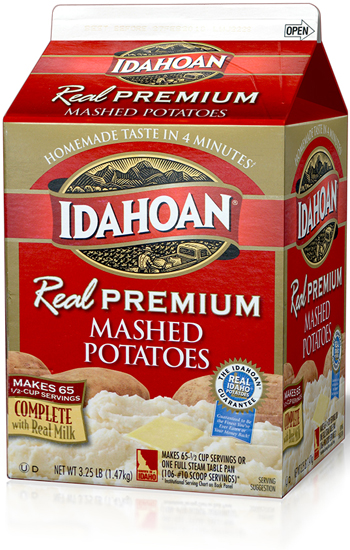 REAL Premium Mashed Potatoes Club Pack