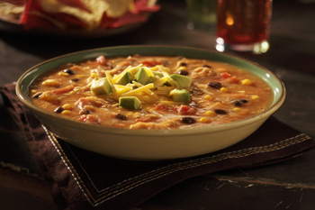 Southwest Tortilla Soup