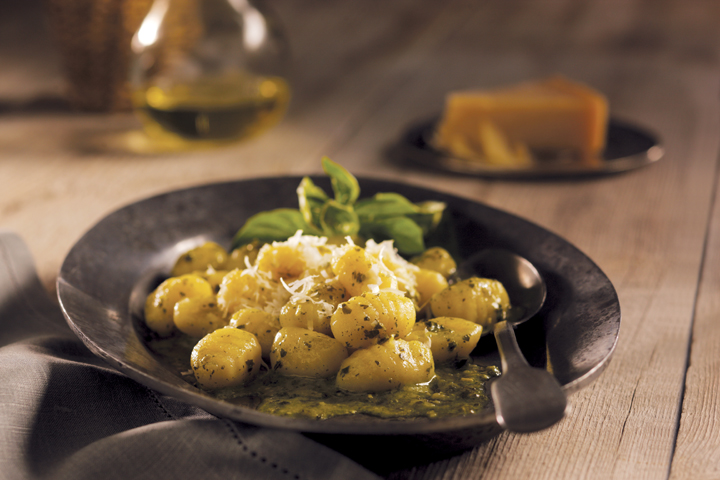 Mashed Potato Gnocchi