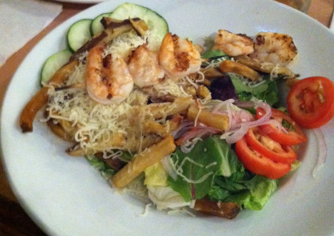 Pittsburg Style Salad