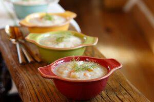 Mashed-Potato-Fennel-Soup-colored-bowls