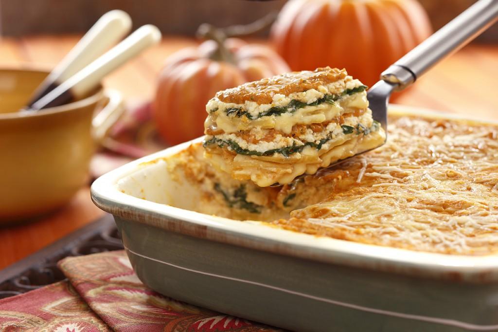Pumpkin Scalloped Potatoes Recipe — Dishmaps