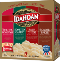 Idahoan Mashed Club Pack