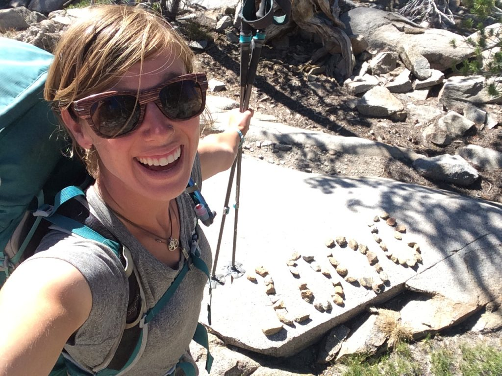 Jessica - 1000 miles on the Pacific Crest Trail