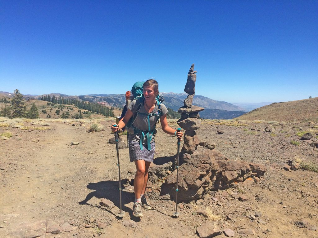Jessica – Pacific Crest Trail