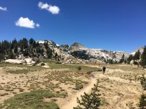 Pacific Crest Trail - hiking path
