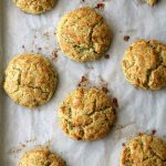 A buttery potato dill drop biscuit, made fluffy and tender with the magic of Idahoan® potatoes.