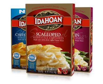 Idahoan® Original Mashed Potatoes - Idahoan Mashed Potatoes ... on box of instant potatoes, instant red potatoes, idahoan instant potatoes coupons, idahoan instant potato cups, herbed potatoes, baked potato, lyonnaise potatoes, trader joe's roasted potatoes, duchess potatoes, idahoan baked potatoes, ore-ida frozen potatoes, bangers and mash, idahoan instant potatoes directions, printable coupons for idahoan potatoes, yukon gold potatoes, slow cooker breakfast potatoes, pumpkin pie, potato chip, butter herb potatoes, shepherd's pie, boxed potatoes, pecan pie, wada farms potatoes, apple sauce, idahoan instant potatoes nutrition, walmart instant potatoes, olivier salad, idahoan hash brown potatoes, pommes dauphine, potato scone, green bean casserole, potato salad, apple pie, potato bread, russet burbank, make your own instant potatoes, bag potatoes,