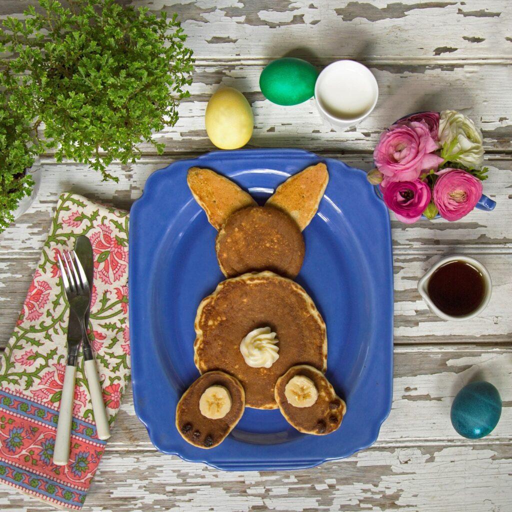 Idaho® Potato Bunny Cakes