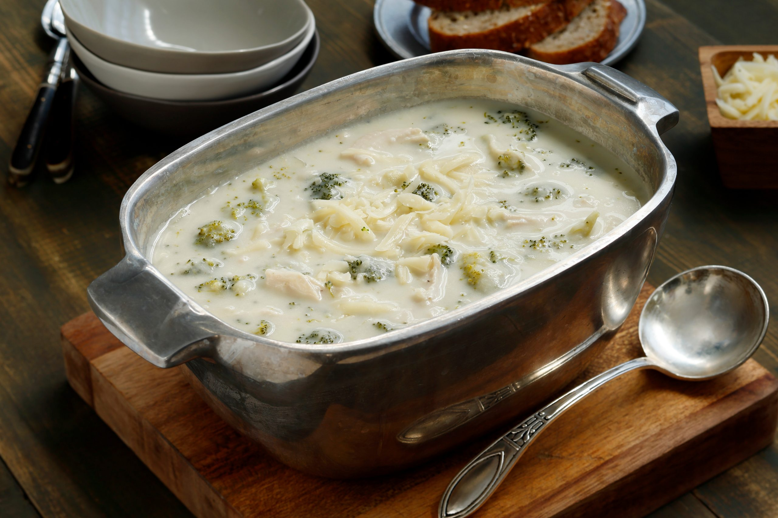 Idahoan Chicken and Broccoli Chowder