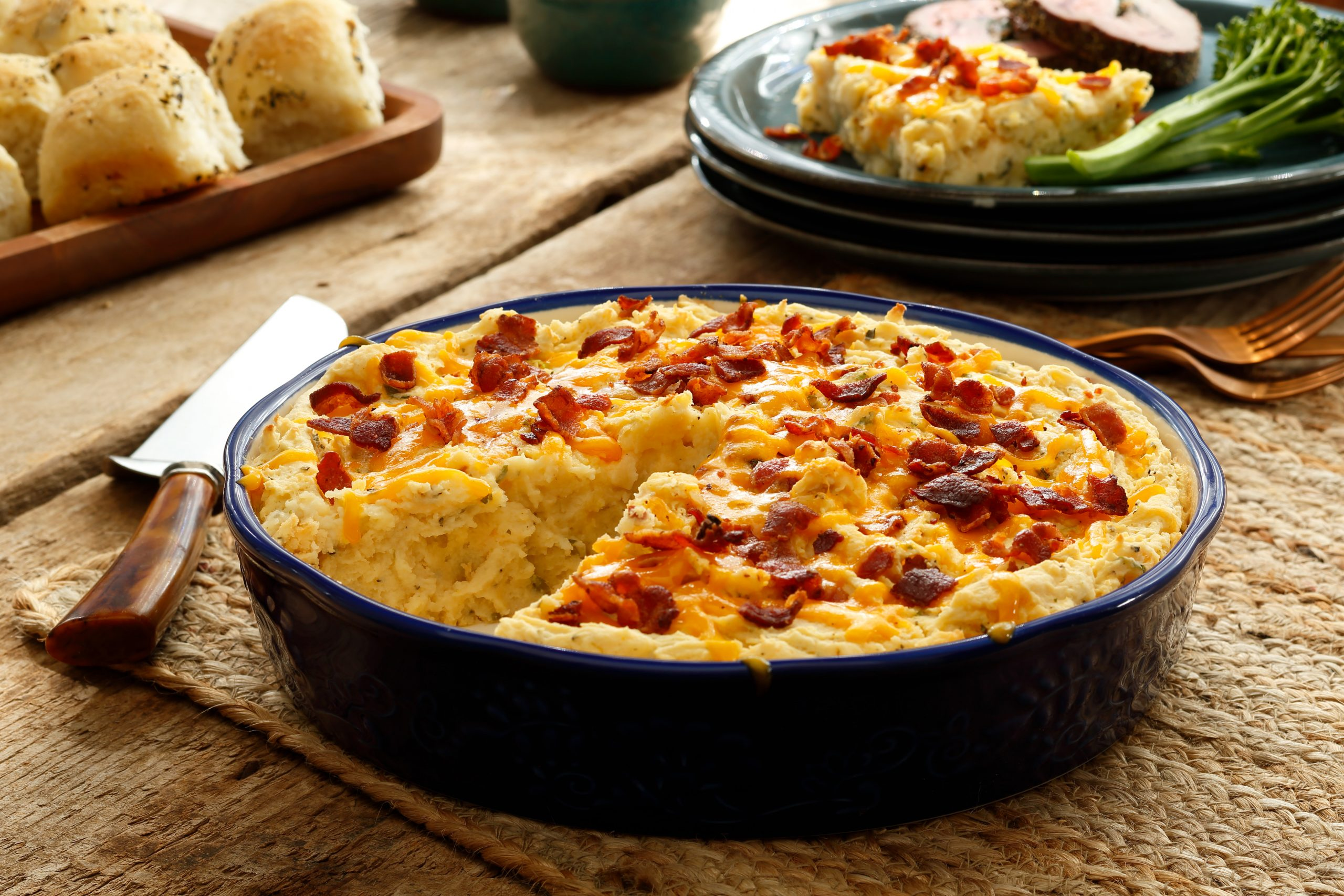 Idahoan Fall Potato Casserole