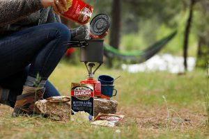 Idahoan mashed potatoes are the ultimate backpacking food.