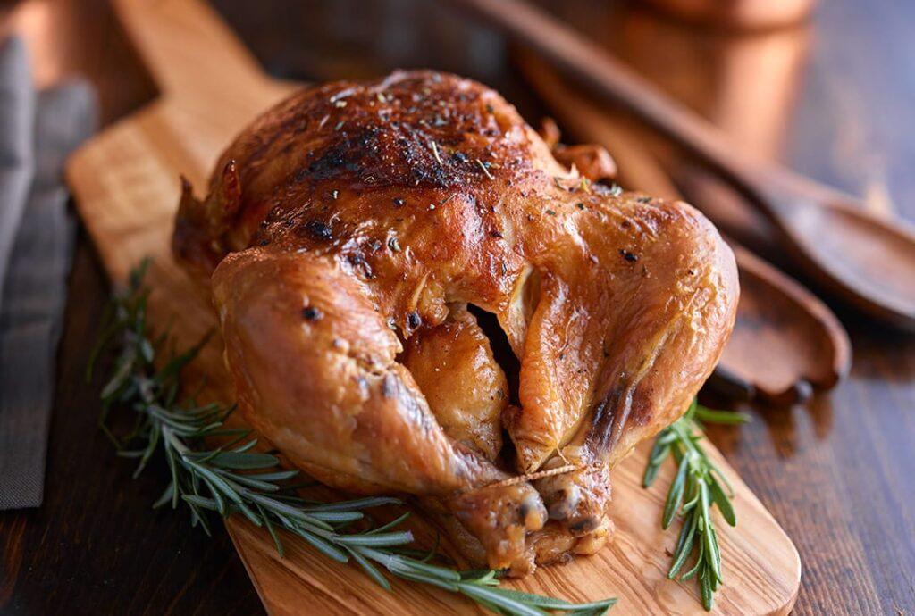 Two Meals, One Rotisserie Chicken