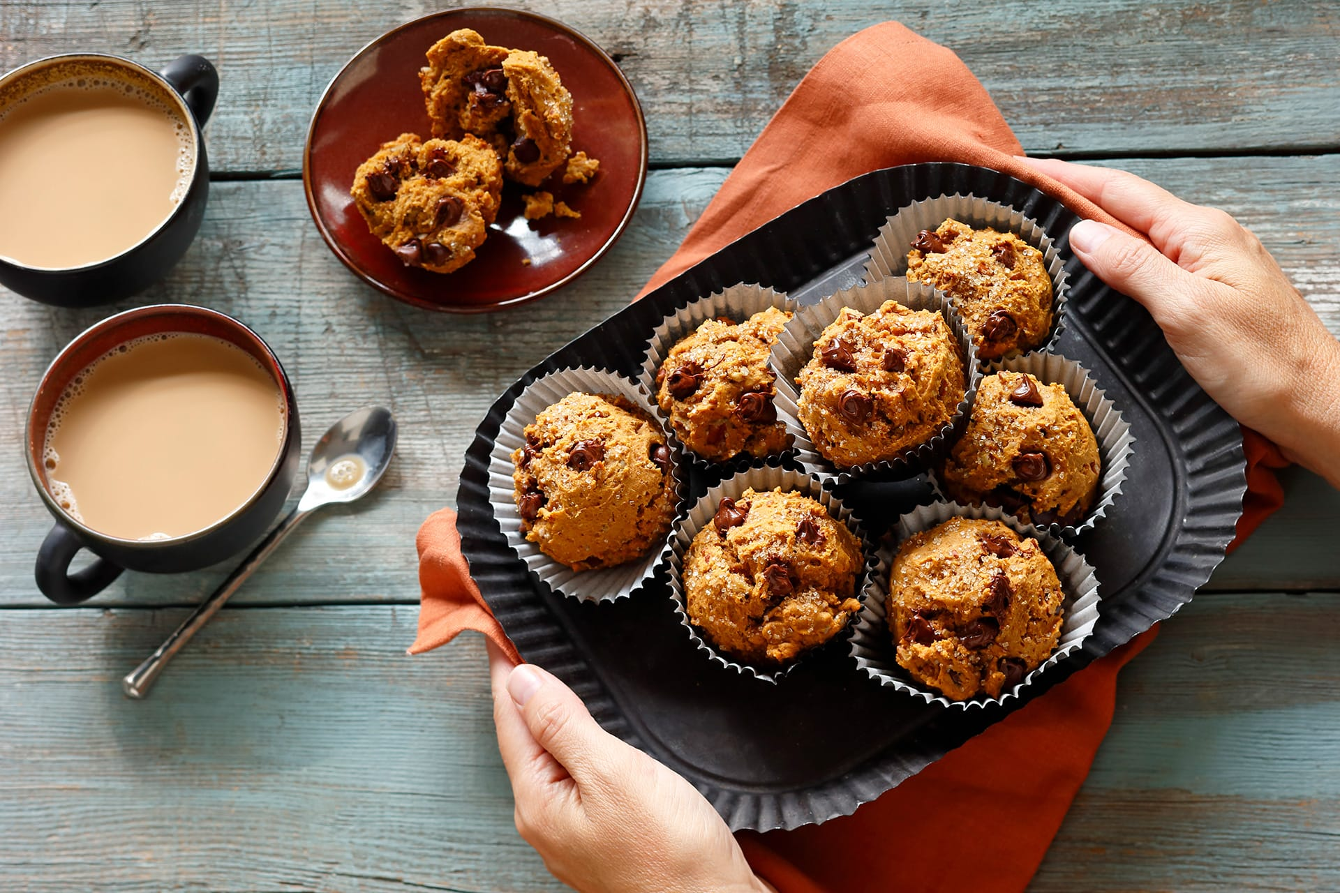 Honest Earth Sweet Potato Muffins
