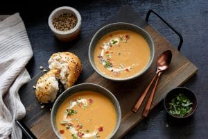 Honest Earth Sweet Potato Soup